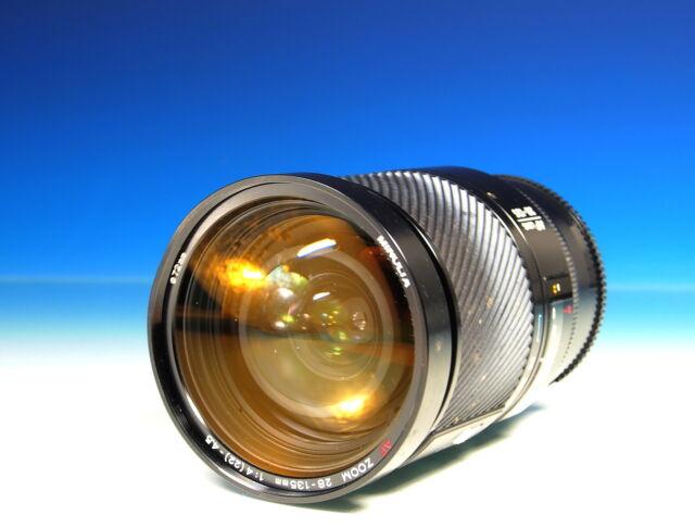 Minolta AF 28-135mm / 4-4.5 für Sony Minolta A Objektiv lens objectif - (90359)