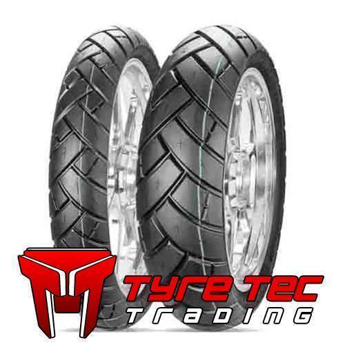 80/90-21 48S & 110/80-18 58S Avon TRAILRIDER AV53 & AV54 Motorcycle Tyres PAIR