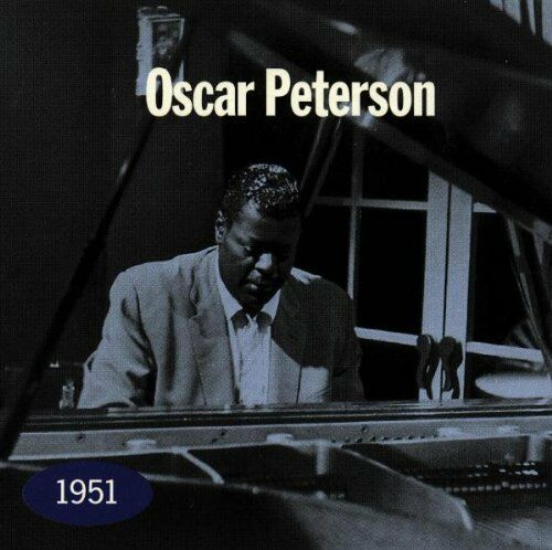 Oscar Peterson - 1951 [CD]