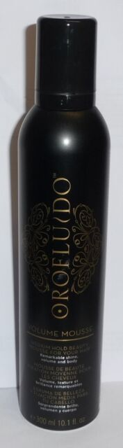 REVLON Orofluido Volume Mousse Mousse 300ml