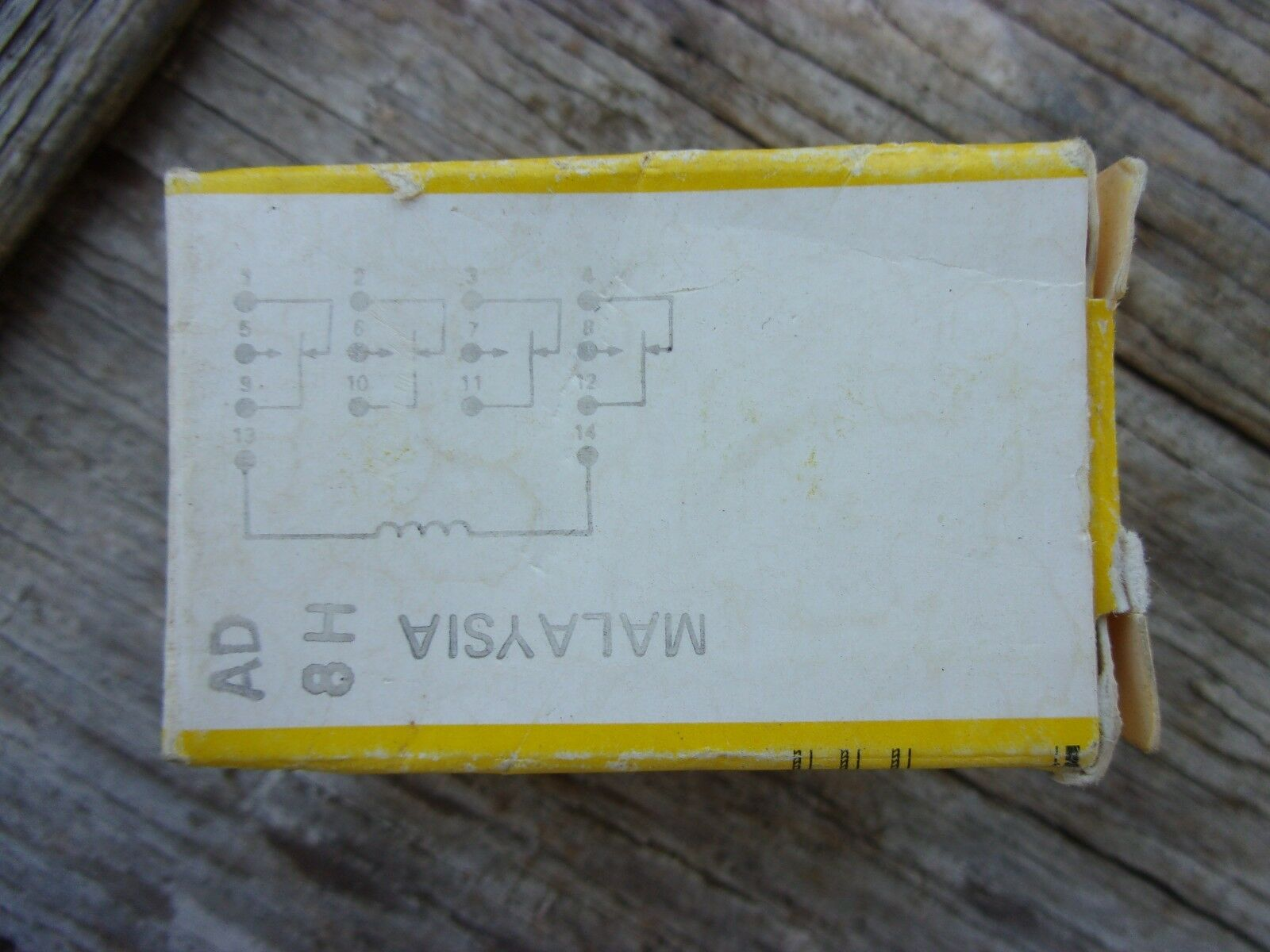 Philips Electric Relay Contacts 41408 Ecg Rly2164 4pdt 3a Coil 48 Power Malaysia Brand New Lowest Price