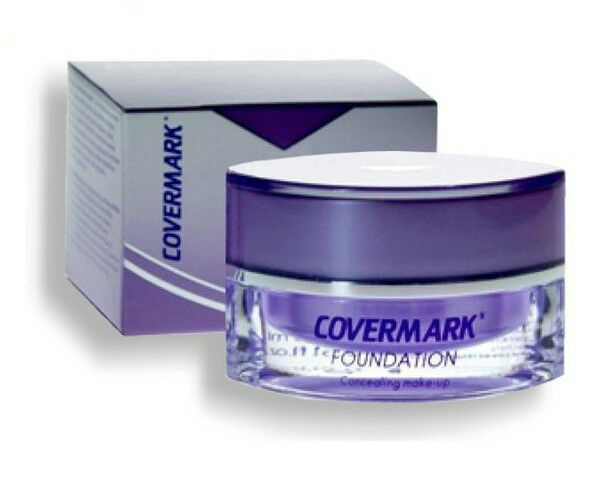 buy one get one free    NEW Covermark Cream Foundation 15ml SHADE 2