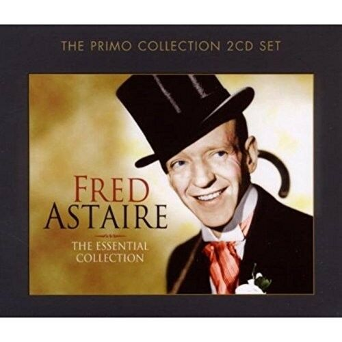 FRED ASTAIRE - THE ESSENTIAL COLLECTION 2 CD NEU