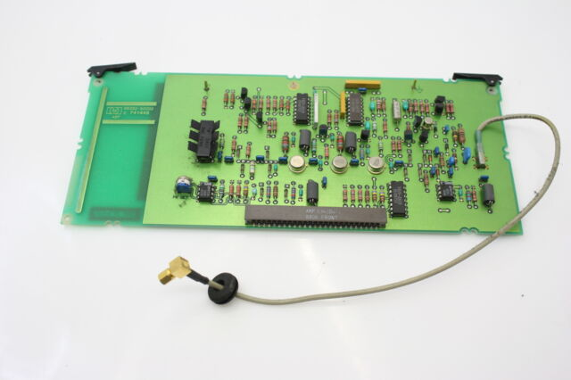 Hp Agilent Keysight 5350b Microwave Frequency Counter 05350 60002 Pcb Board