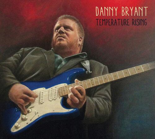 Danny Bryant - Temperature Rising [New CD] Digipack Packaging