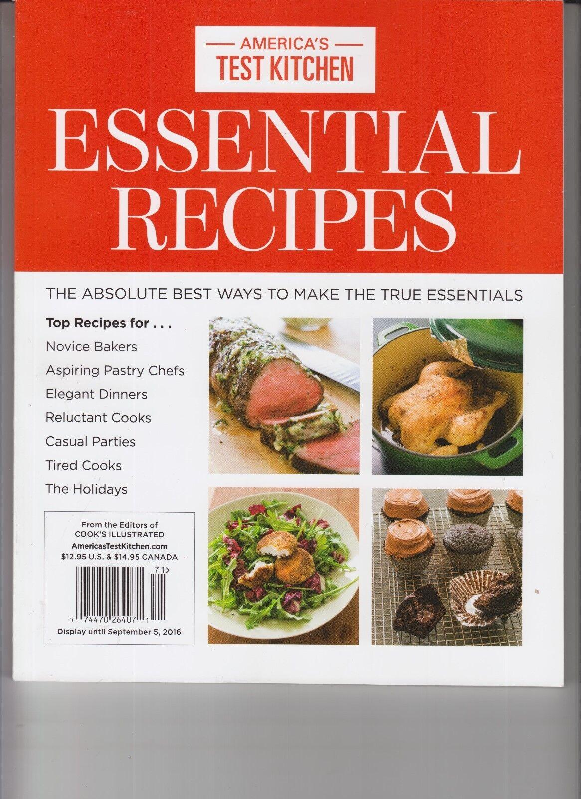 america's test kitchen the make ahead cook | ebay