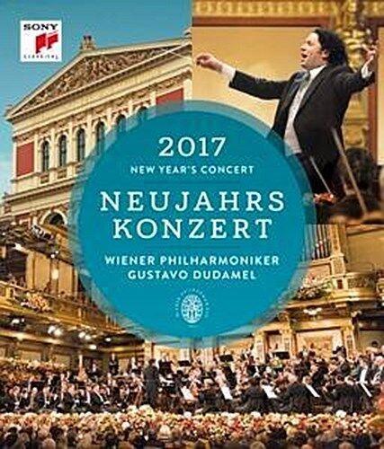 Neujahrskonzert 2017 / New Year's Concert 2017, Gustavo Dudamel