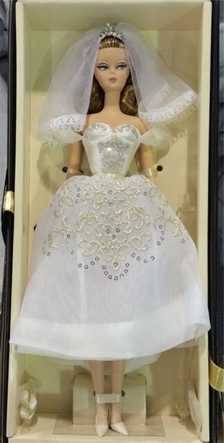Mattel BCP83 Barbie Collector BMFC Wedding Gown Doll | eBay
