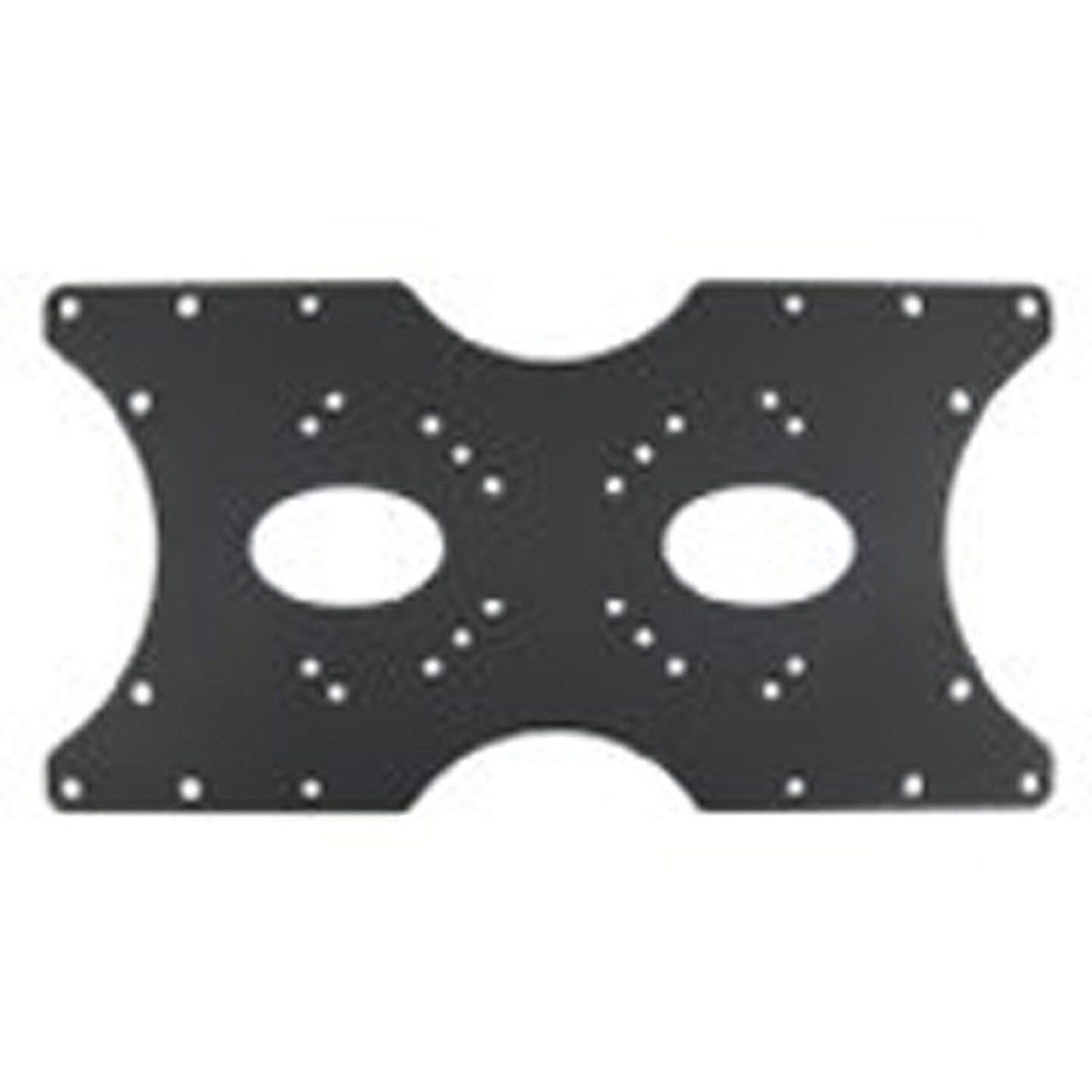 Master Mounts 103 TV Wall Mount & VESA Adapter Plate Black | eBay