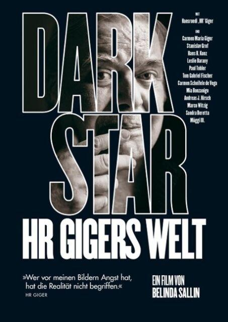 Dark Star - HR Gigers Welt, 1 DVD Schweiz DVD Giger, H. R.
