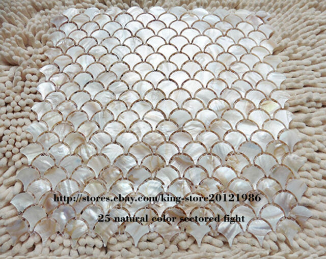 11pcs fish scale shell mosaic tile mother of pearl kitchen 11pcs fish scale shell mosaic tile mesh of pearl kitchen backsplash wall tiles ppazfo