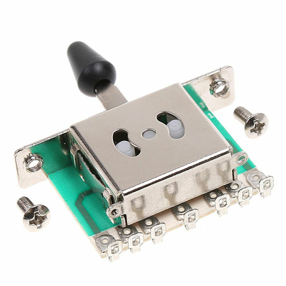 Unusual Dimarzio Switch Tiny Excalibur Remote Start Installation Square Guitar Input Wiring Bulldog Car Alarm Wiring Old 2 Humbucker 5 Way Switch DarkOne Humbucker Guitar Pickup Selector With PCB Circuit Board Electric Guitar 5 Way Lever ..