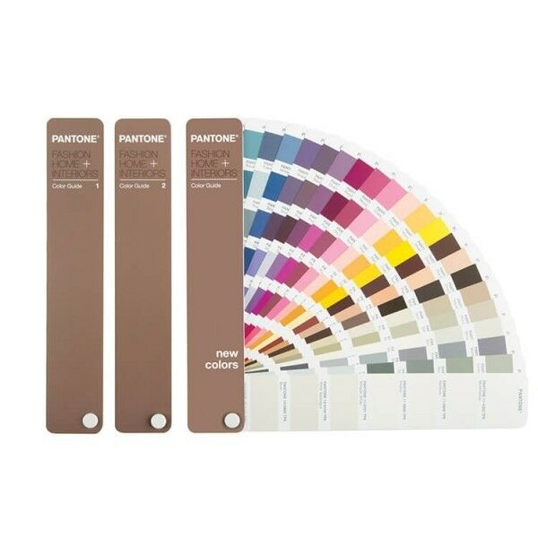 Pantone FHIP110 Fashion Home Interiors Color Guide | EBay