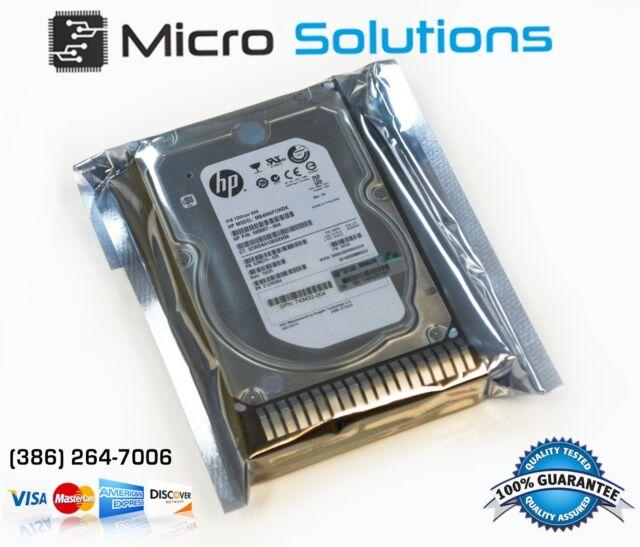 """HP 3TB 7.2K 3.5"""" SAS 6G 652766-B21 653959-001 638521-002 Hard Drive"""