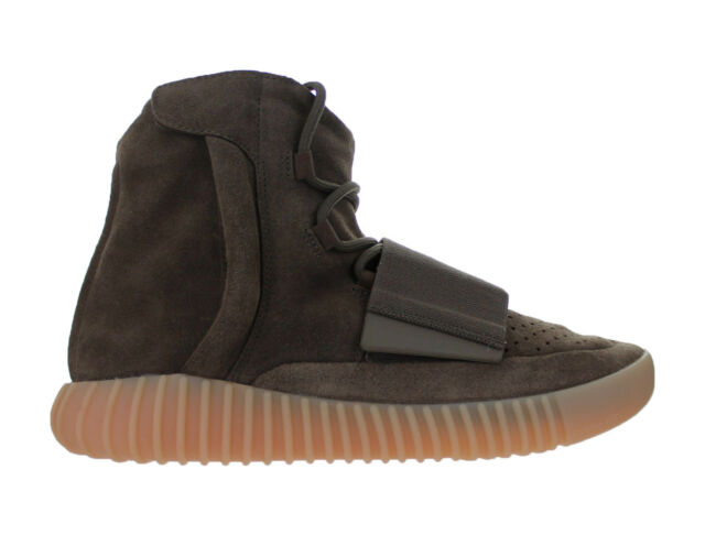 Mens Adidas Yeezy Boost 750 Chocolate Light Brown Gum Brown BY2456