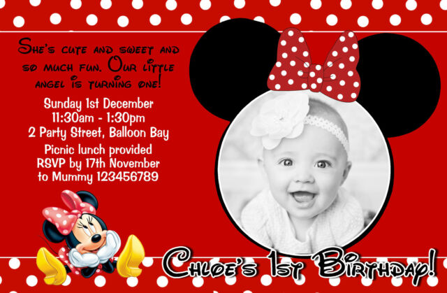 personalised birthday invitations for kids