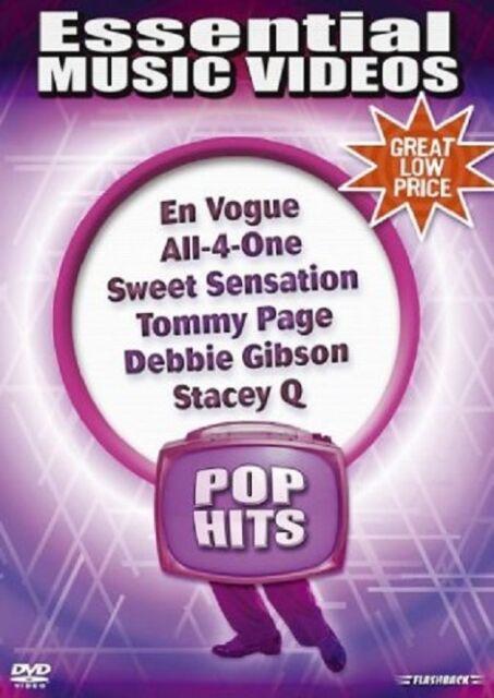 Essential Music Videos - Pop Hits (DVD, 2004)