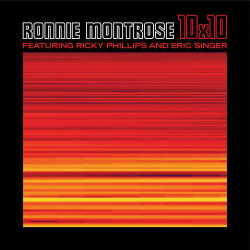 Ronnie Montrose - 10x10 [New CD]