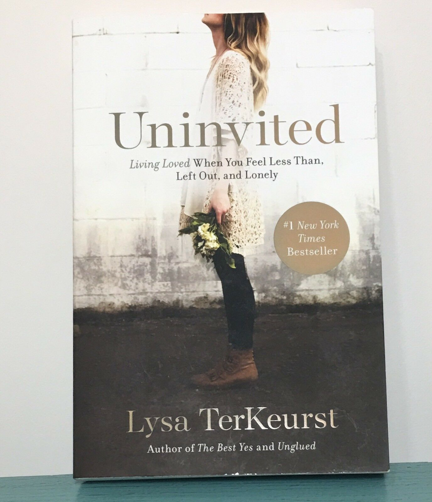 Uninvited : Living Loved When You Feel Less Than, Left Out, and Lonely by Lysa  TerKeurst (2016, Paperback) | eBay
