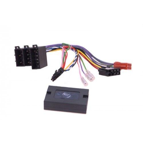 RTA 014.059-0 Lenkradadapter für Modelle mit Can Bus für MERCEDES C Klasse W203