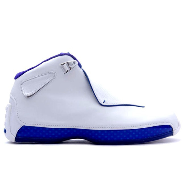 NIKE Air Jordan 18 2018 Retro Sneaker Shoes EU 46 US 12 UK 11 white AA2494