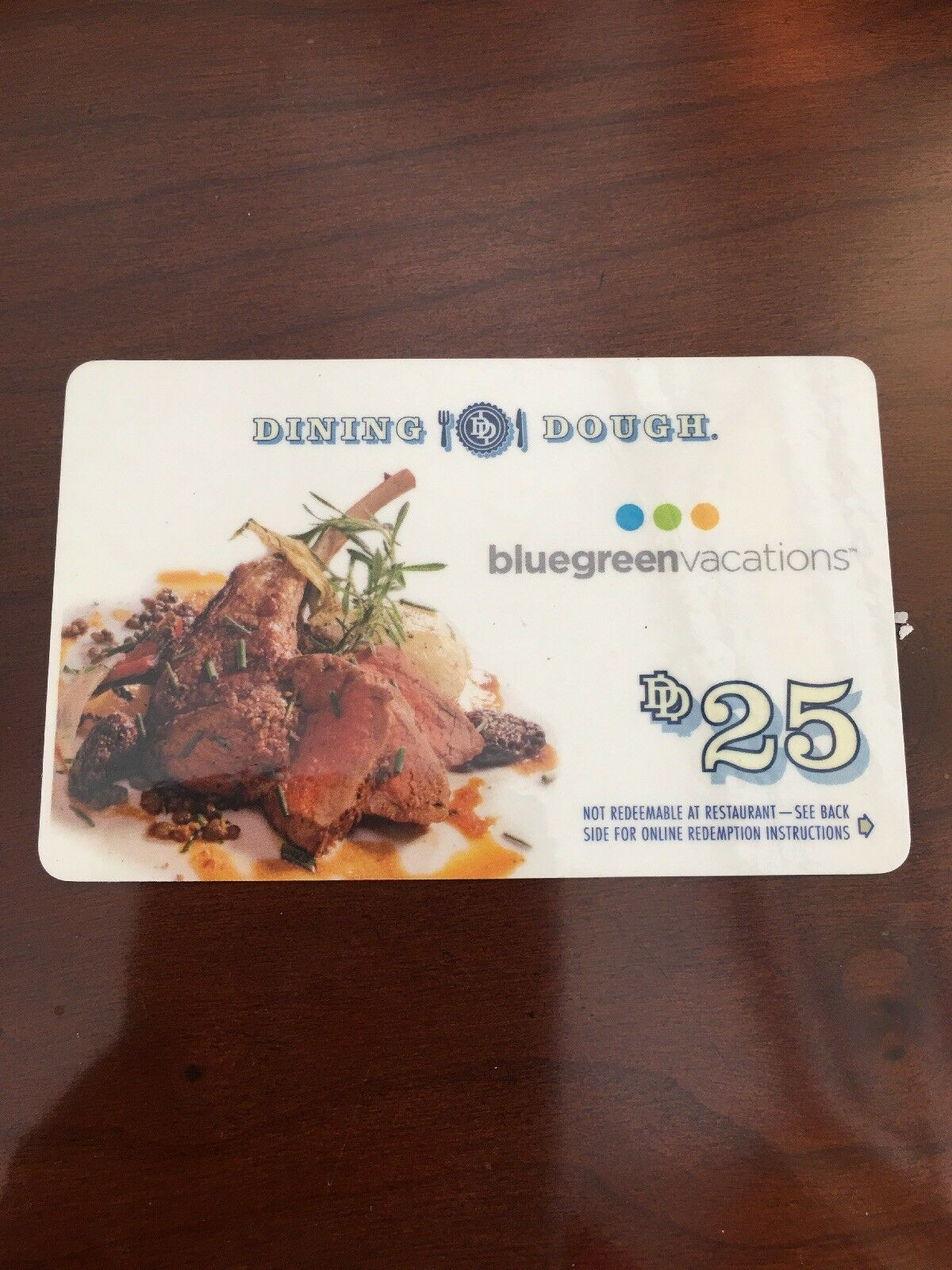 25 dining dough gift card ebay resntentobalflowflowcomponenttechnicalissues 1betcityfo Image collections