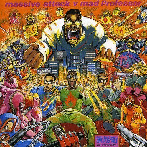 Massive Attack - No Protection [New CD]