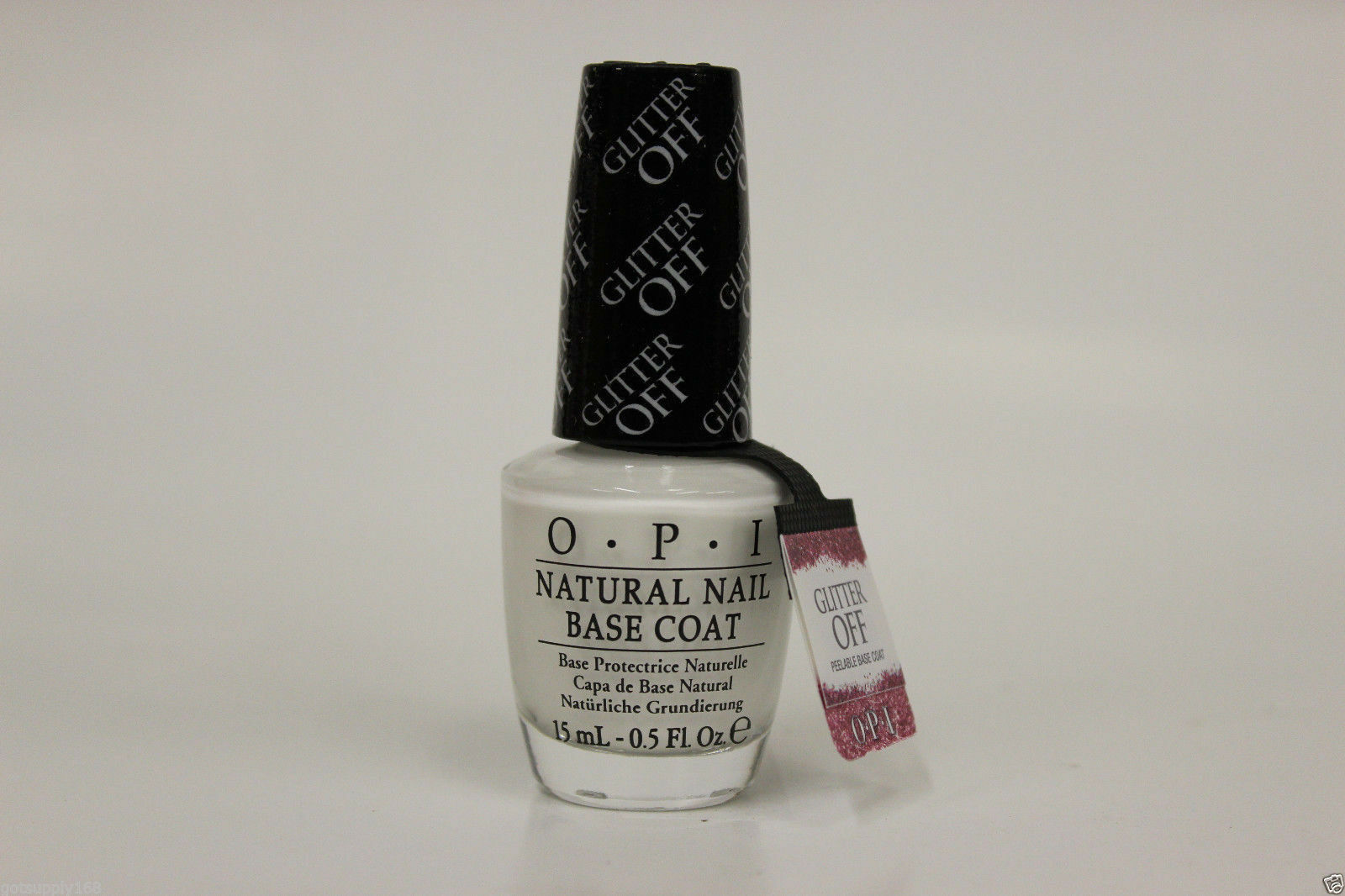 OPI Glitter off NAURAL Nail Peelable Base Coat NT B01 .5 Oz | eBay