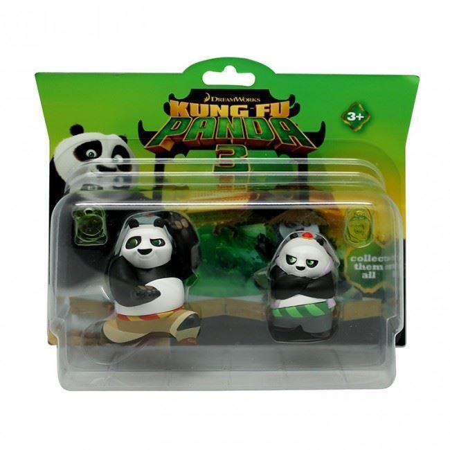 Po Character Kung Fu Panda 3