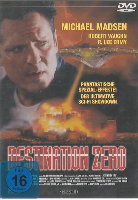 DVD - Destination Zero / #1156