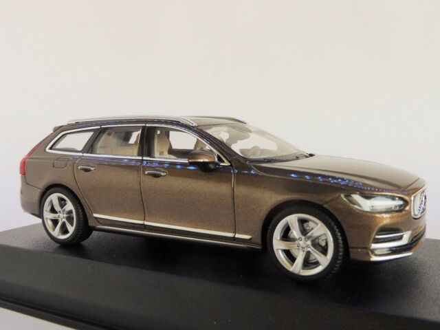 VOLVO V90 2016 Twilight Bronze 1/43 NOREV 870065 V 90