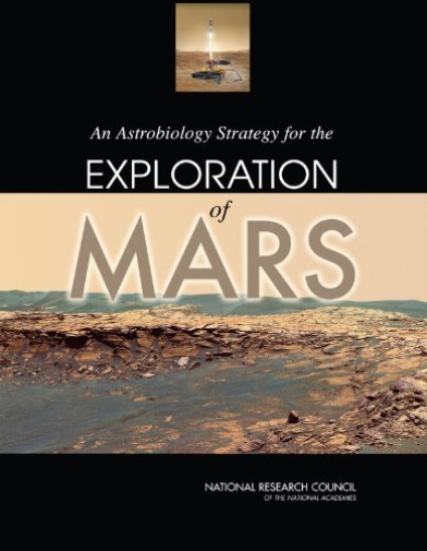 Astrobiology Strategy For The Explo  BOOK NEW