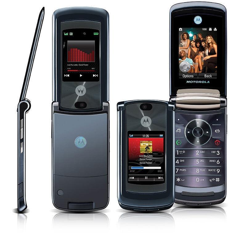 motorola razr2 v8 champagne pink unlocked mobile phone ebay rh ebay com Razor 2 Motorola Droid RAZR 4 1 2
