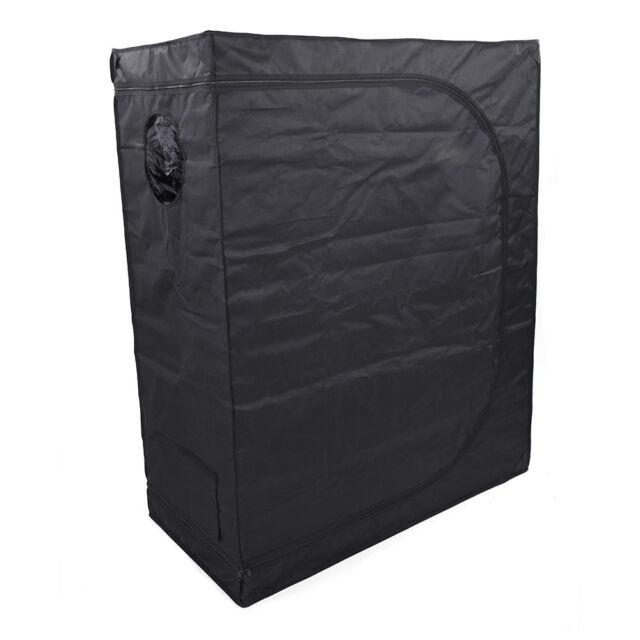 48 x 24 x 60  Hydroponics Grow Tent Non Toxic Indoor Room Garden  sc 1 st  eBay & 48