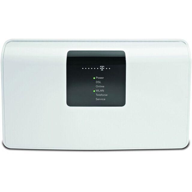 telekom speedport w 723v wireless n router 40252747 ebay. Black Bedroom Furniture Sets. Home Design Ideas