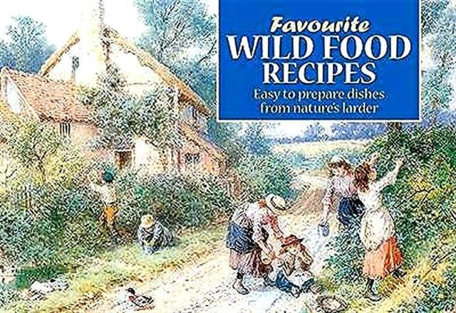 Favourite Wild Food Recipes  :   by J Salmon  : Paperback
