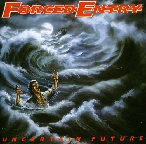 Forced Entry - Uncertain Future [New CD] Argentina - Import