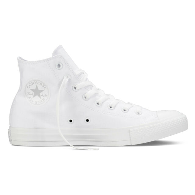 Converse Sneaker all Star Hi Canvas Sneakers Unisex Adulto Blu