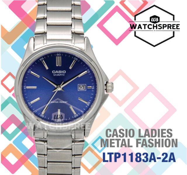 Casio Ladies Standard Analog Watch LTP1183A-2A