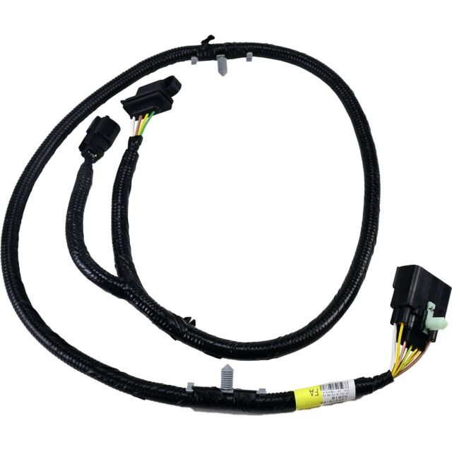 OEM 2009-2016 Ford Econoline 4 Pin Connector Plug Trailer Tow Wire ...