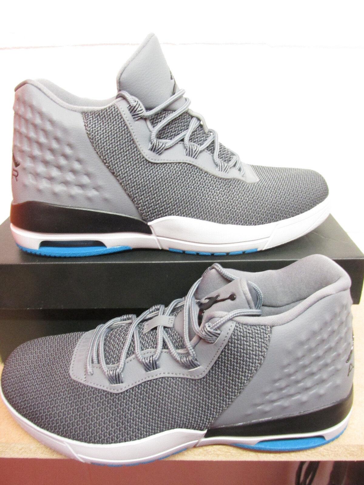 Nike Air Jordan Academy Hombre Hi Top Top Hi Trainers 844515 015 Sneakers Zapatos 805735