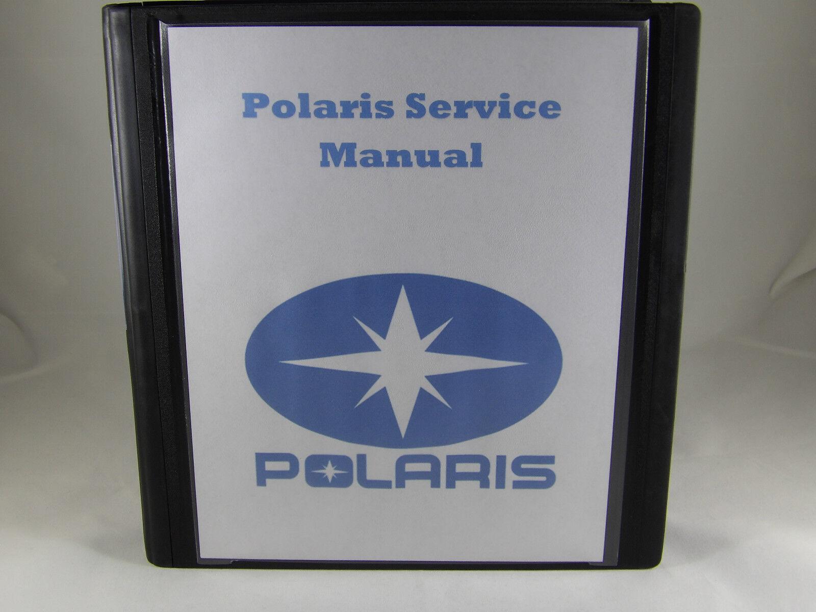 2009 polaris ranger 700 6x6 service manual ebay rh ebay com 2009 polaris ranger 700 crew service manual 2008 polaris ranger service manual