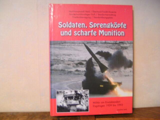 Soldaten, Sprengköpfe und scharfe Munition - Militär in Engstingen 1939-1993