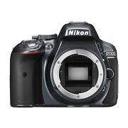 Nikon D5300 24.2 Megapixels Digital Camera  Black...