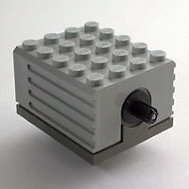 Lego Mindstorms RCX NXT 9v Electric Motor 2838 Tested   eBay