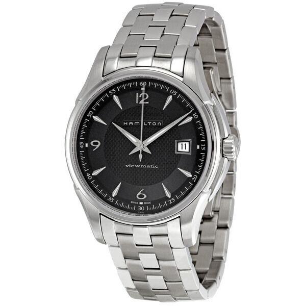 Hamilton Jazzmaster Stainless Steel Mens Automatic Watch H32515135-AU