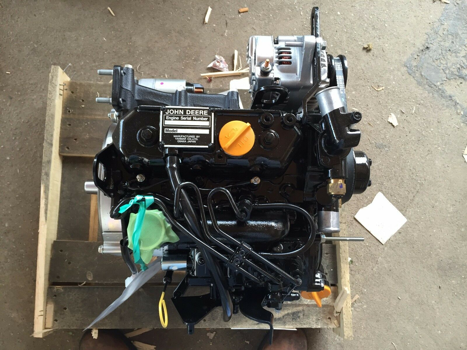 s l1600 john deere engine ebay  at reclaimingppi.co