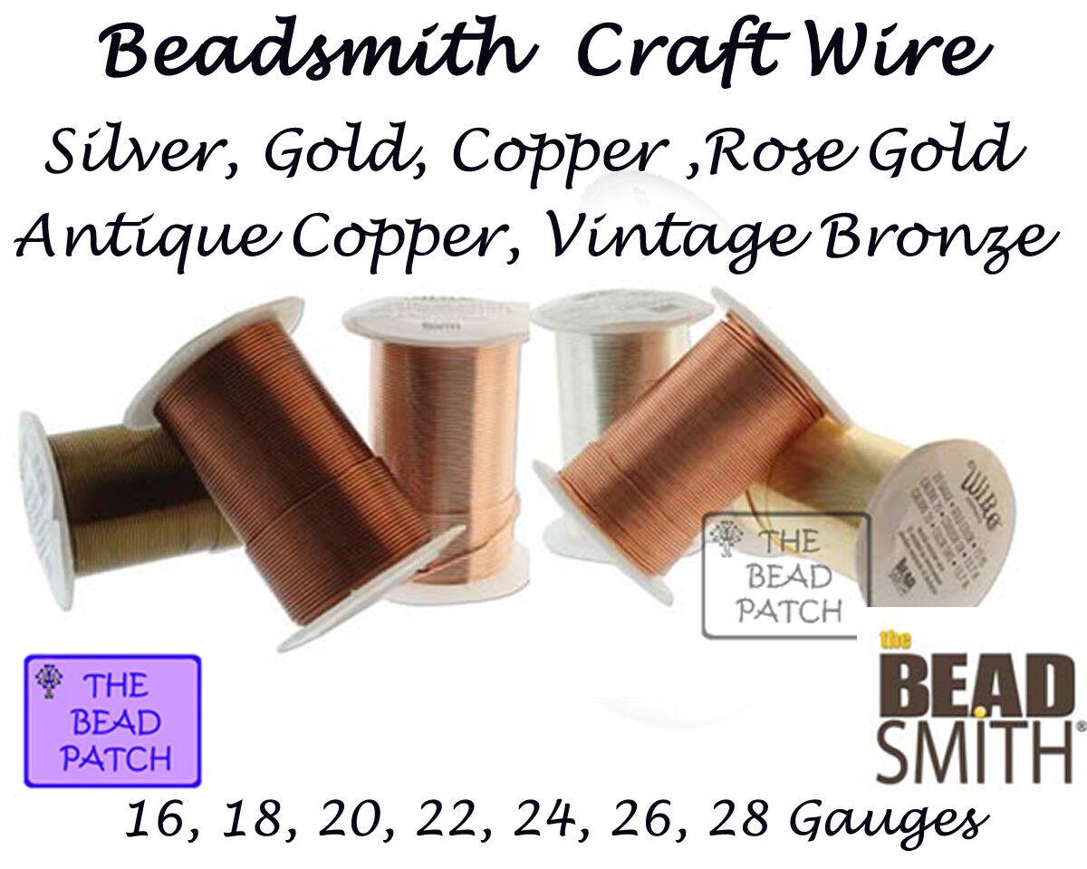 Bead Smith Craft Wire   eBay