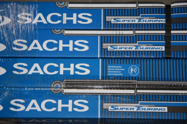 Sachs Stoßdämpfer Ford Focus II und C-Max  Limousine Satz für hinten 2Stück