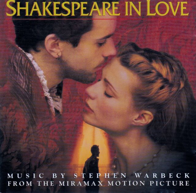 SHAKESPEARE IN LOVE - MUSIC FROM THE MIRAMAX MOTION PICTURE / CD